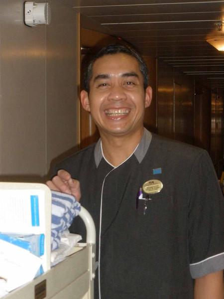 Cabin Attendant: Somyot Kulket