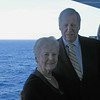 Formal night - before dinner -- Doug, Betty