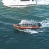 Coast Guard patrol at Fort Lauderdale