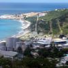 St Maarten coast line