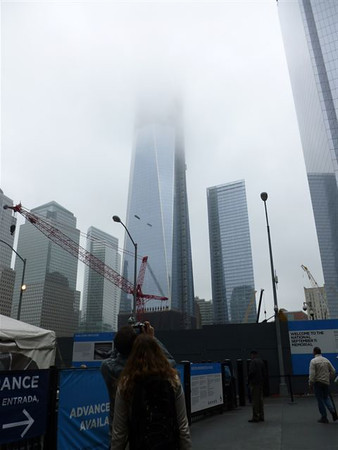 9/11 Memorial & Statue of Liberty (Darlene's photos)
