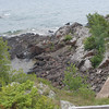 Lake Superior shore at Eagle Harbor