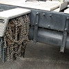 Peterbilt 386 chains