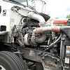 Peterbilt 386 w-tag axle PACCAR engine ft rt