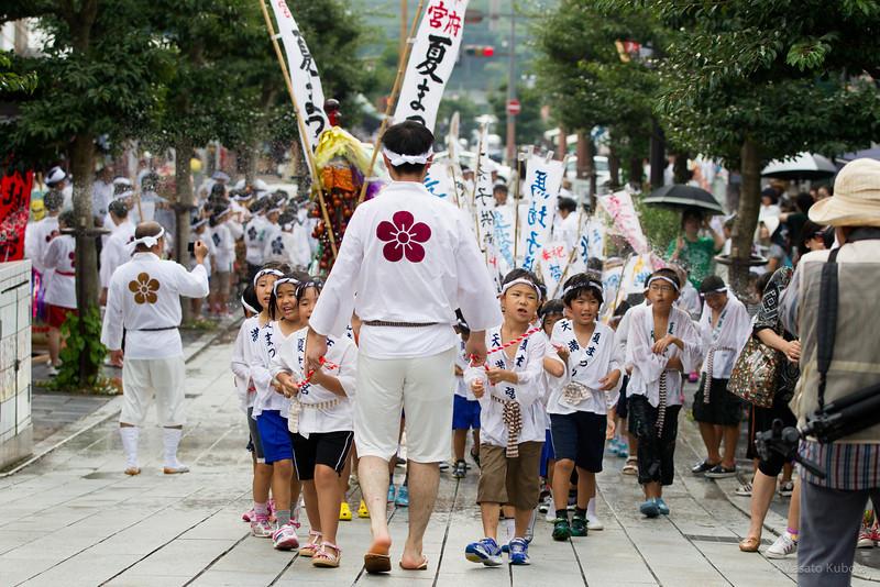 Dazaifu - Fukuoka, Japan, July 2012