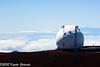The observatory at Mauna Kea