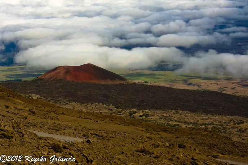 From Mauna Kea, Hawaii