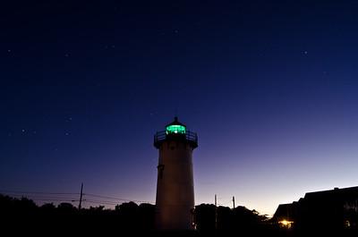 Sunset. East Chop Light. Oak Bluffs, MA