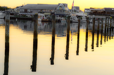 Sunrise, Harbor, Oak Bluffs MA,