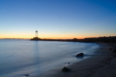 Sunrise, Town Beach, Oak Bluffs MA,