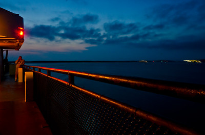 Port Side, MV Martha's Vineyard