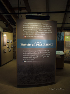 Pea Ridge Civil War Historical Site