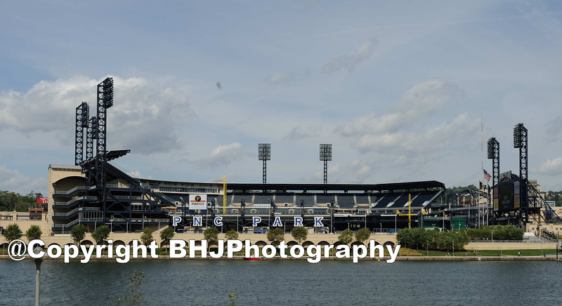 PNC Park is a baseball park located on the North Shore of Pittsburgh, Pennsylvania. It is the fifth home of the Pittsburgh Pirates, the city's Major League Baseball (MLB) franchise.[7][8] It opened during the 2001 MLB season.