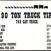 Tire 190T Truck info