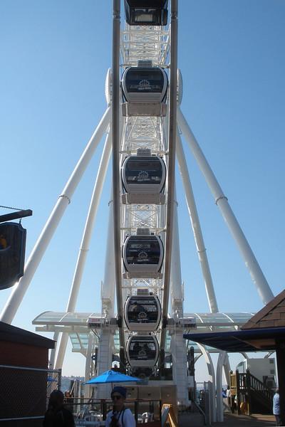 Ferris wheel - at the pier
