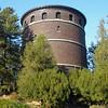 Volunteer Park - water tower at entrance