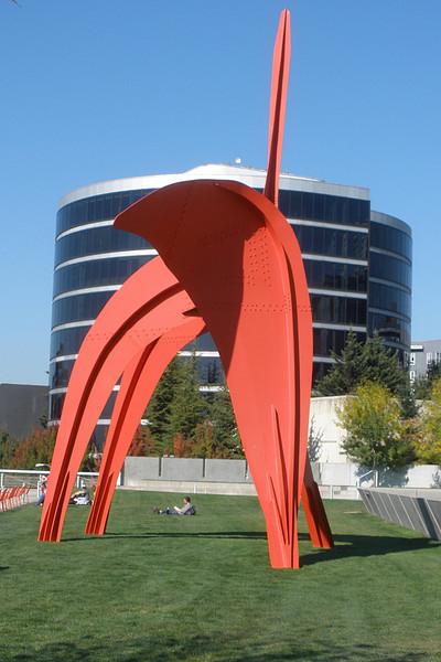 Seattle Sculpture Park