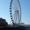 Ferris wheel - at the pier