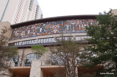 2012 10-19 Pokeno Gals hit San Antonio