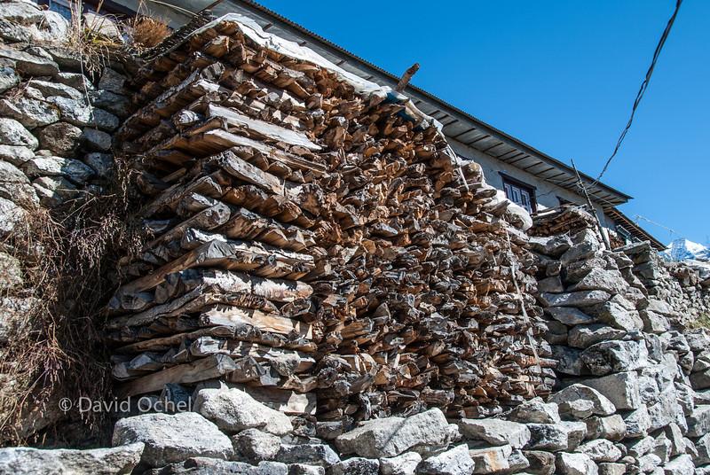 Firewood.