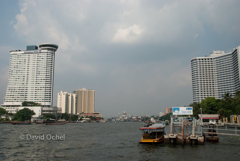 Mae Nam Chao Phraya.