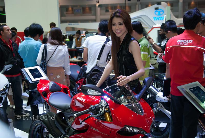 Thailand International Motor Expo 2012.