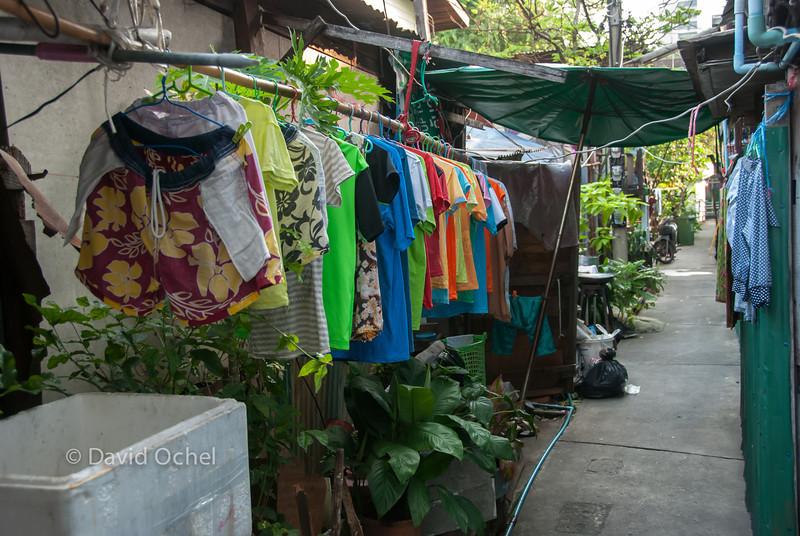 Baan Krua neighborhood.