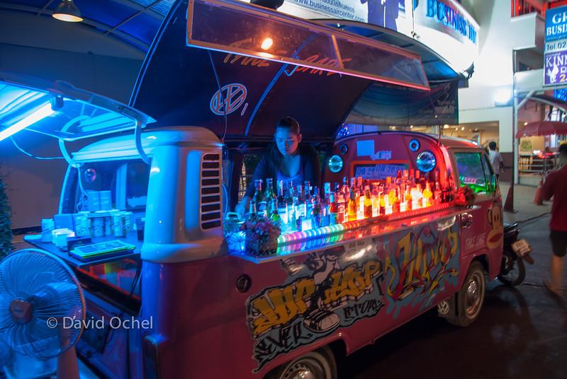 VW cocktail bar #2. Sukhumvit.