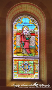 St Mary's Church Stained Glass