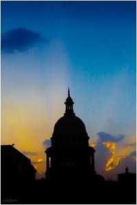 Capitol building, Austin TX