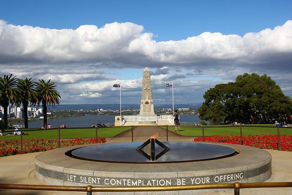 2012 Australia (Brisbane & Perth)