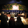 Part of the Barfusserplatz Xmas market