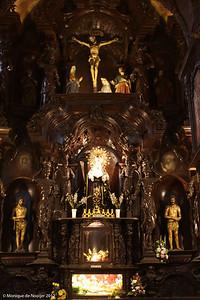 Cathedral de Merced.