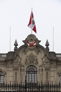 Plaza de Armas, Lima.