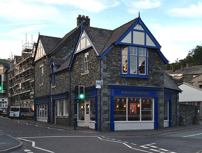 Esquires Coffee, Ambleside