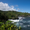 Onomea Bay, near Hilo, Hawaii