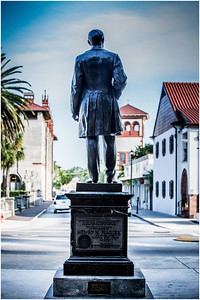 Statue of Henry Flagler