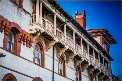 Flagler College in St. Augustine FL