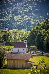 Bavarian steeples