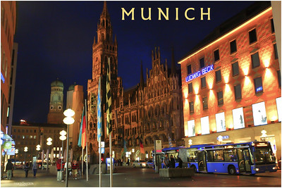 Our Germany excursion takes us to Munich, the doorway to Bavarian history and culture.