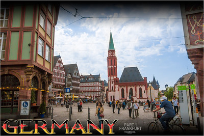 Our first visit to Germany. This is part 1 of 3 galleries of pictures that chronicles our trip to this wonderful country. Our first stop is to Frankfurt and then to Munich (2) and Bavaria (3).