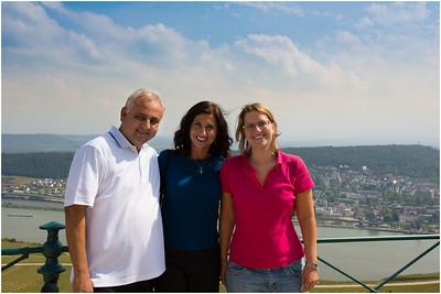 Rick, Marki, and Silke