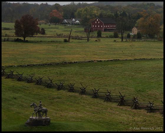 Gettysburg National Battlefield<br /> <br /> Gettysburg, PA