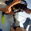 Video (19:06) - Pailas, Isla Mujeres Mexico. This dive involved lots of tunnels in the coral that we could swim through.