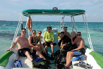 2012 - Isla Mujeres - Scuba Diving
