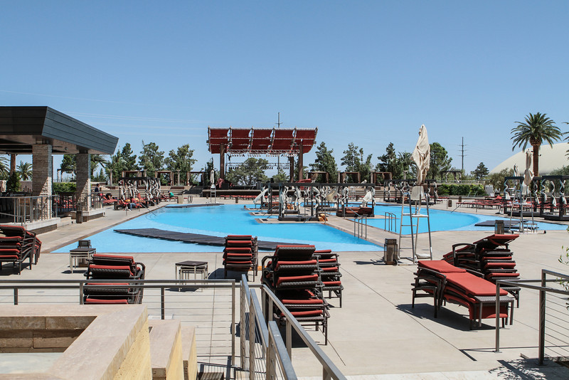 The M Resort Pool