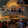 The Golden Nugget seen from Fremont Street