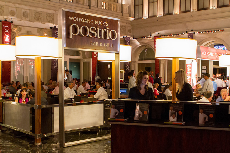 Wolfgang Puck's Postrio Bar & Grill at the Venetian