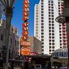 The Golden Gate Casino on Fremont Street