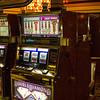 Old-school style slot machine